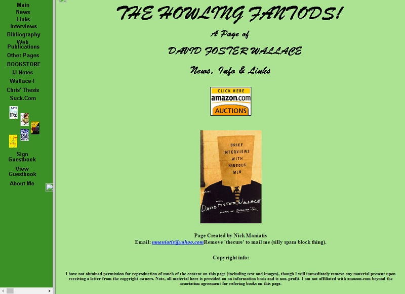 The Howling Fantods   The Howling Fantods HOBIE   PBS SoCal Mini Doc